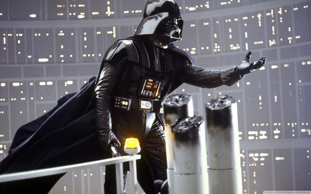 Darth Vader no sabe delegar