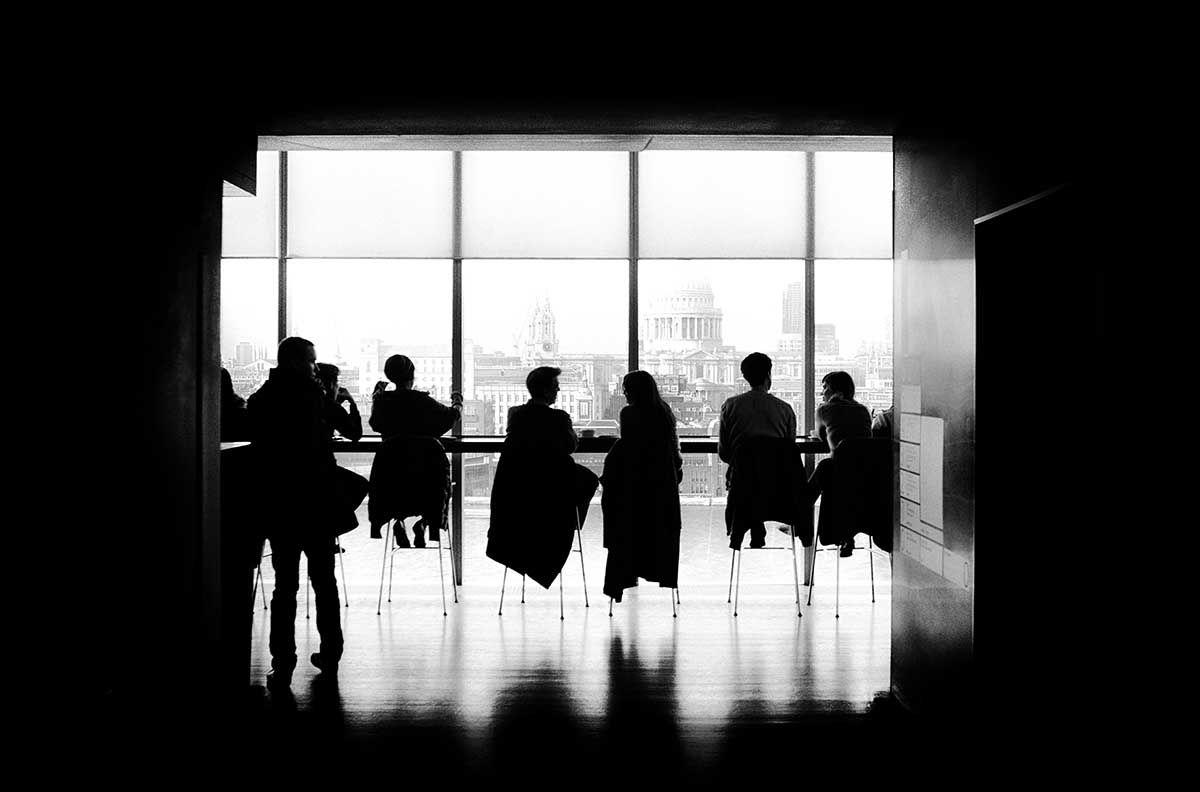 Errores de un arquitecto en paro: networking