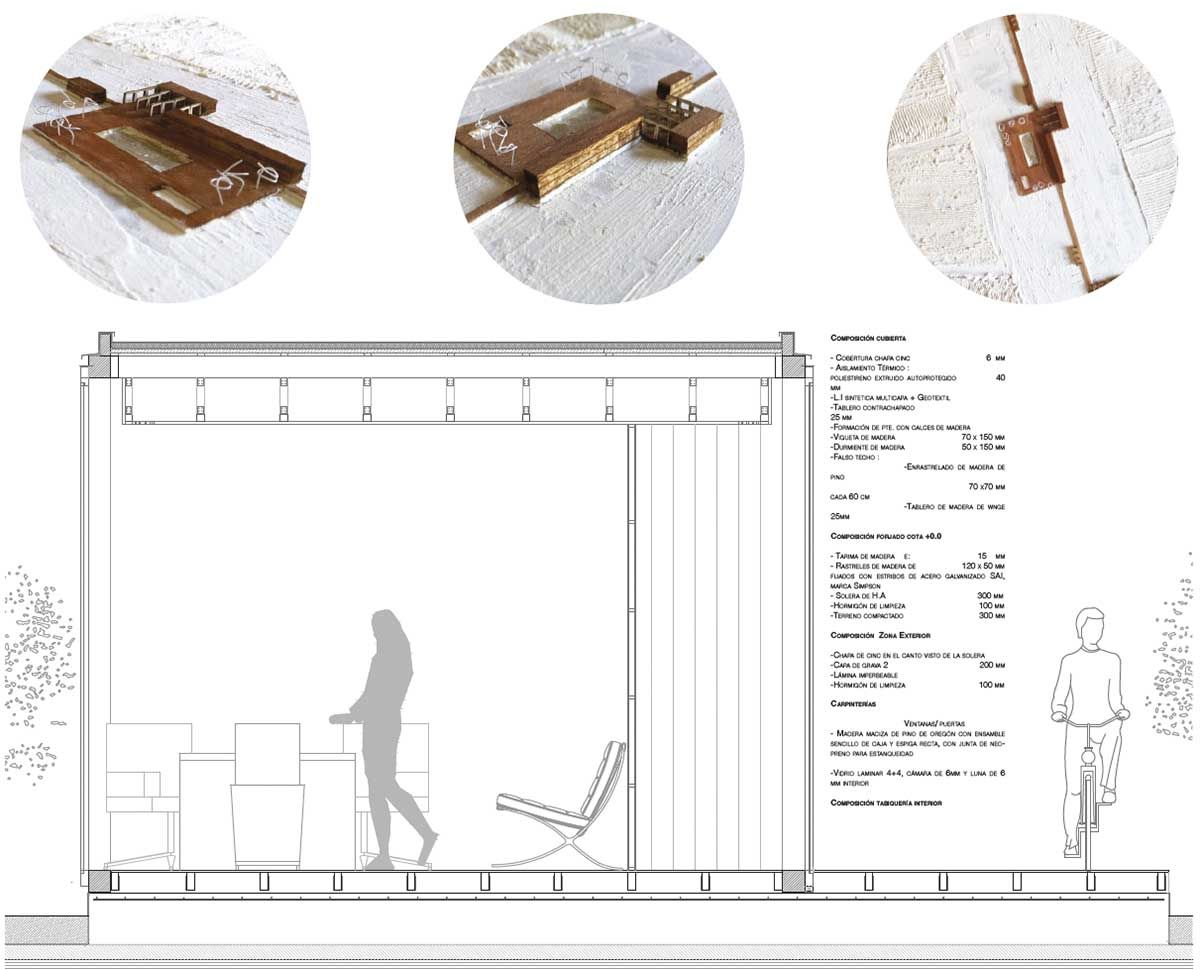 portafolio de arquitectura maquetas