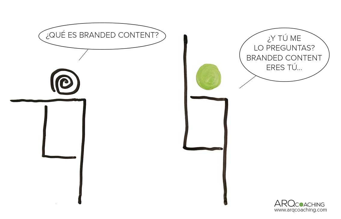 Branded Content eres tú
